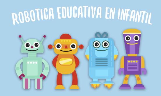 Robótica educativa en Infantil