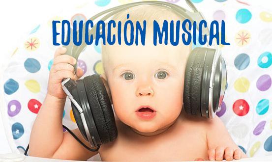 Eduación musical extraescolar