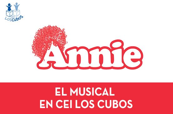 Annie en CEI Los Cubos