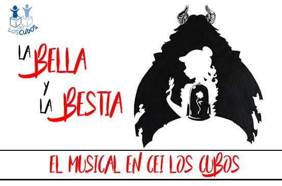 La Bella y la Bestia en CEI Los Cubos
