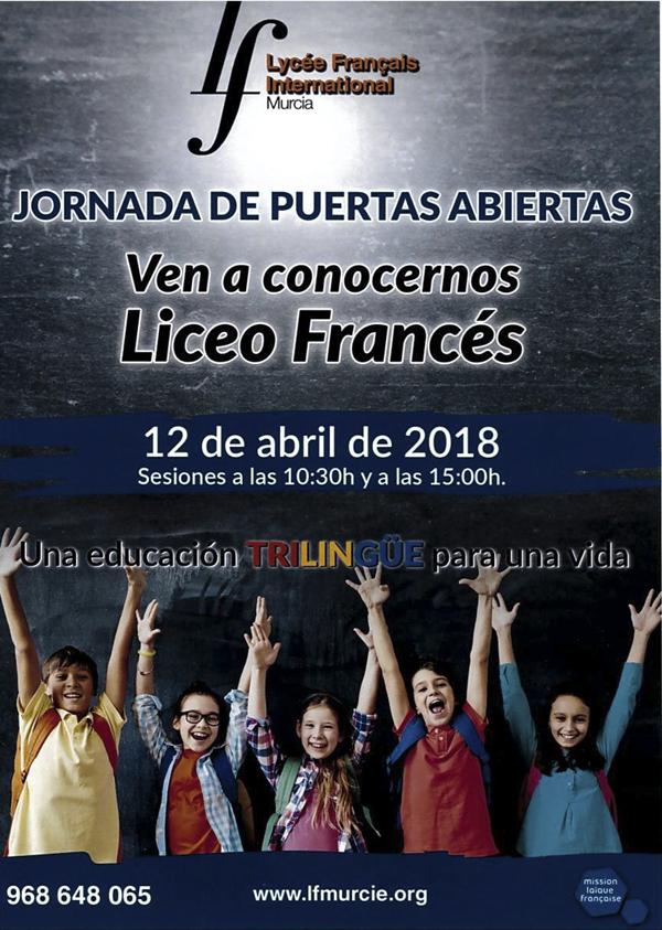 Liceo francés CEI Los Cubos Murcia
