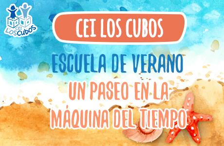 Escuela de verano en CEI los Cubos Murcia
