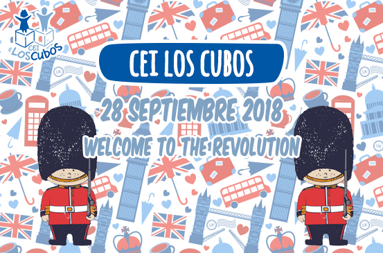 WELCOME TO THE REVOLUTION en CEI Los Cubos