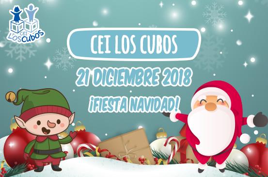 Navidad en CEI Los Cubos