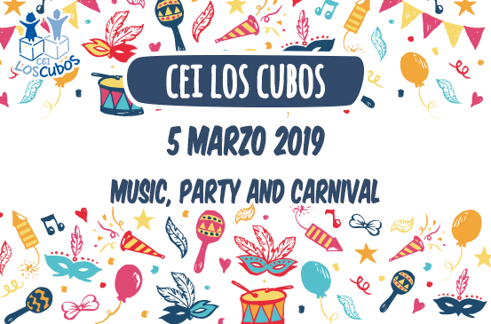Music, party and carnival